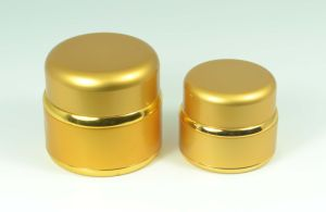 Aluminum Coating Cosmetic Cream Jar pictures & photos