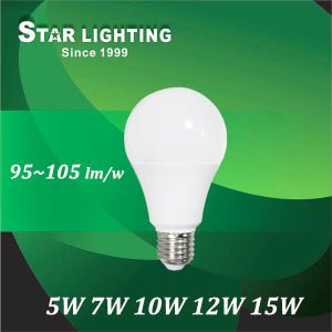20000hrs 7W A55 LED Bulb Lamp for Home Use