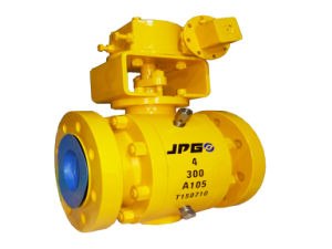 Good Qualitity ASTM Industry Wcb Flanged Ball Valve