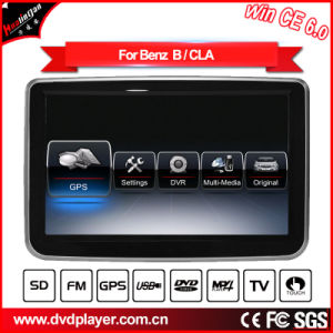 Audio Car DVD Player New for Mercedes-Benz Cla/B Radio GPS Hualingan pictures & photos