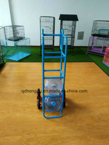 Hot Sale 5 Gallon Bucket Six Whell Hand Trolley/Hand Trolley for Stair Climbing pictures & photos
