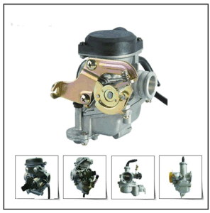 OEM AG100 Motorcycle Carburetor Parts
