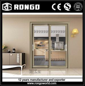 Luxury Aluminum Interior Sliding Door pictures & photos