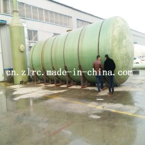 GRP / FRP Chemical Oil Fuel Storage Tank Pressure Tank pictures & photos