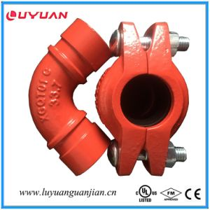 Nodular Iron Grooved Flexible Coupling (273) FM/UL Approved pictures & photos