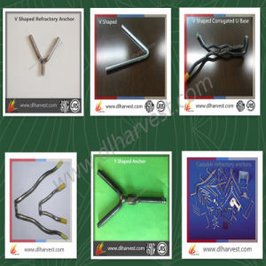 Steel and Stainless Steel Concrete and Refractory Anchors pictures & photos