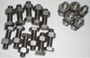 Bolt&Nuts with Carbon Steel Zinc Plated