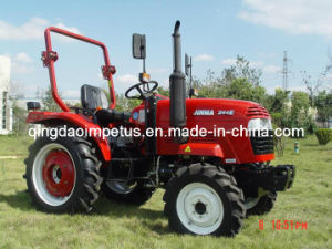 24HP 4X4wd Jinma Tractor with EEC pictures & photos
