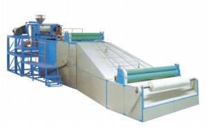 Plastic Rigid Flat Net Machine pictures & photos