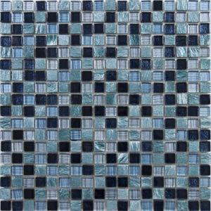 Crystal Vs Stone Mosaic Mixture Tile (M8CSPTY32)