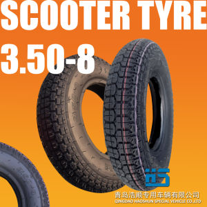 Scooter Tire 3.50-10 pictures & photos