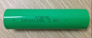 Dd Er341245 3.6V 35.0ah Lithium Thionyl Chloride Battery for Memory Back-up (TPMS battery) pictures & photos