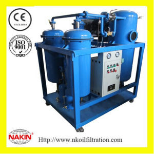 Ty Turbine Oil Water Separator Filter, Oil Purification Machine pictures & photos