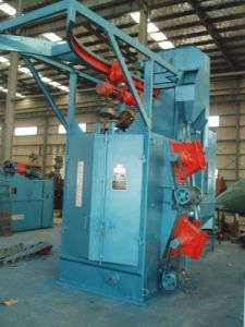Hanger/Hook Type Shot Blasting Machinery pictures & photos