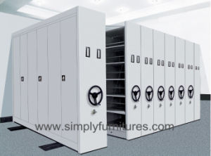 High Density Mobile Shelving Systems pictures & photos