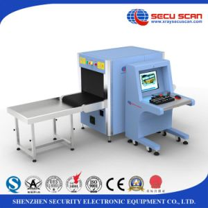 Heavy Luggage X Ray Scanning Machine for Factory, Event Onsite pictures & photos