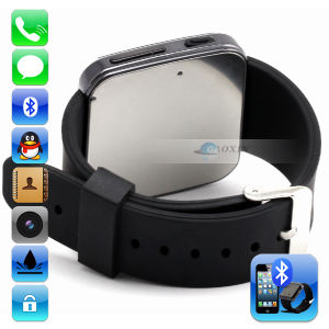 Newest Android GPS Wrist Watch Tracker Waterproof Smart Watch