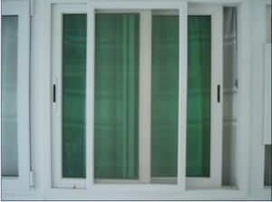 PVC Sliding Window (style 02)
