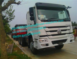 Sinotruck HOWO 6X4 336/371HP Tractor Truck Prime Mover