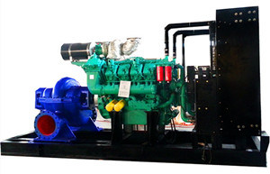 Googol Diesel Engine 600kw Power Water Pump Genset pictures & photos