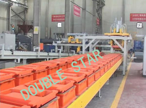 Foundry Machinery for Sand Molding Process pictures & photos