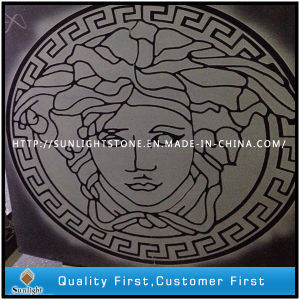 Mongolian Black Basalt/Granite Shadow Carving pictures & photos