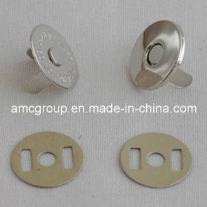 Lead Free Magnetic Bag Clasps (MS-10) pictures & photos