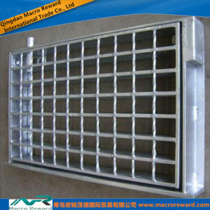 ASTM Steel Grating Embeded Frames pictures & photos