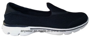 Women Slip-on Footwear Comfort Walking Shoes (515-6731) pictures & photos