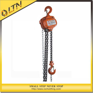 High Quality Manual Chain Block (CH-WA) pictures & photos