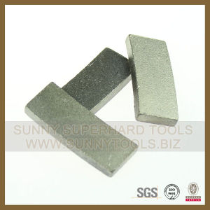Saudi Arabia Diamond Segment for White Hard Stone pictures & photos