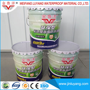Eastomeric Polyurethane Waterproof Coating for Roof pictures & photos