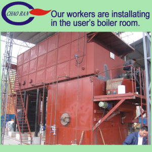 6tons Biomass Hot Water Boiler with Patented Technology