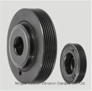 Crankshaft Pulley / Torsional Vibration Damper for Peugeot 0515. K6 pictures & photos