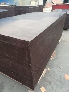 Waterproof Building Material - Film Faced Plywood for Constructioin pictures & photos