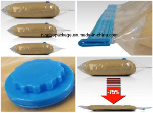 Compressed 75% Space Vacuum Bag for Bedding and Clothes pictures & photos
