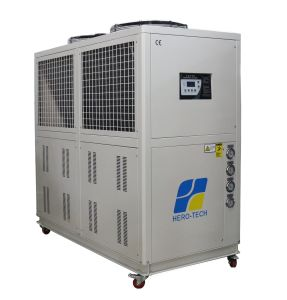 Low Power Consumption Air Cooled Industrial Chiller pictures & photos