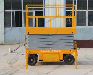 Mobile Scissor Lift Table with AC Power pictures & photos