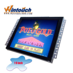 19inch Open Frame LCD Monitor for Pog with Touch Screen