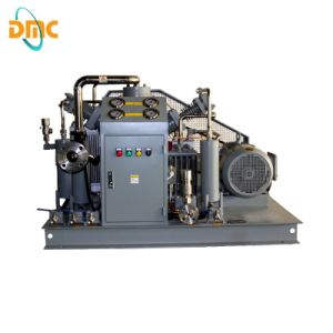 20m3/Min100% Oil Free Screw Gas Compressor pictures & photos