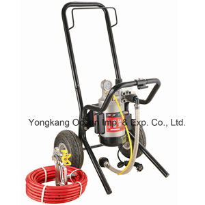 Hyvst Electric High Pressure Airless Paint Sprayer Diaphragm Pump Spx1150-210 pictures & photos