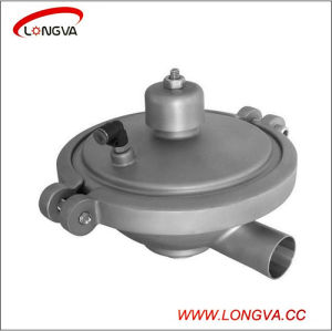 Sanitary Stainless Steel Constant Pressure Valve pictures & photos