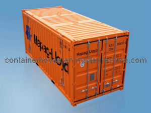 New 20 Ft Open Top Container pictures & photos