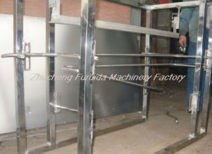 New Poultry Slaughter Machine: Automatic Unloading Hook Machine pictures & photos