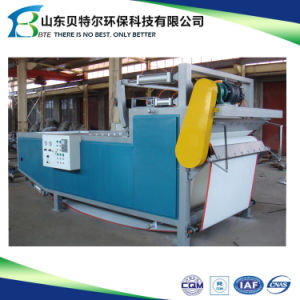 New Belt Type Filter Press for Sludge Dewatering with ISO9001 pictures & photos