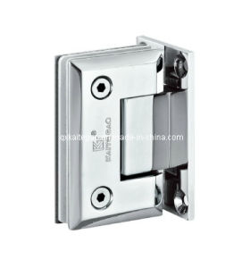 (KTG-2002) Pss 90 Degree Glass to Wall Hinge pictures & photos
