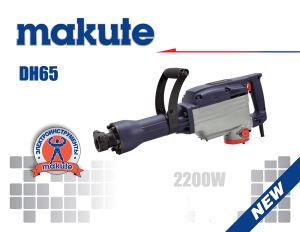 65mm Demolition Hammer/ Breaker Hammer (DH65) pictures & photos