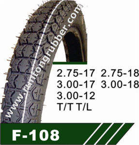 China Motorcycle Tyre 2.75-17 pictures & photos