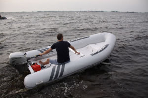 Liya 2.4-5.2m Yacht Tender Rib Hypalon Inflatable Boat for Sale pictures & photos