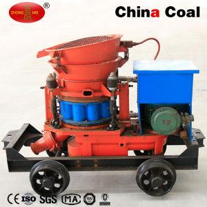 China Supplier Pz-7 Dry Mix Concrete Spraying Shotcrete Machine pictures & photos